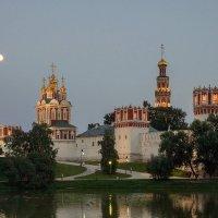 Наступает время луны :: Юрий Филиппов