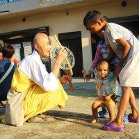 Буддист с малых лет :: Роман Самотес