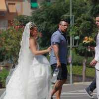 Чужая свадьба. :: Зинаида Голубкова