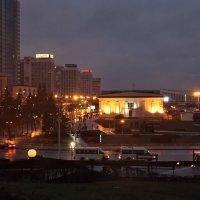 Огни вечернего города... :: Nonna