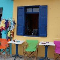 Красочный уголок Греции :: Паша Рыбальченко