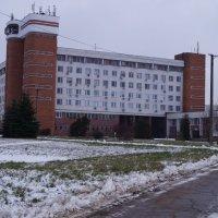Секретный объект - НПО Центр, г. Минск :: Павел Смоленков