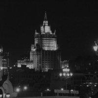 вечерние огни :: Александр Шурпаков