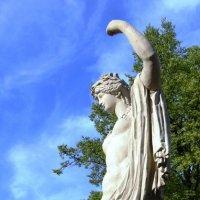 Богиня из площади Рынок :: Богдан Вовк