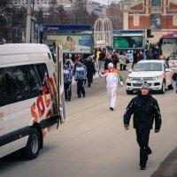 Олимпиада в Новосибирске :: Анна Сыслова