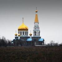 Храм Иоанна Богослова, г.Волжский :: Aine Lin