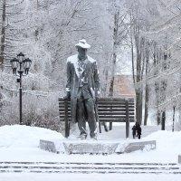 Памятник С.В.Рахманинову :: Евгений Никифоров