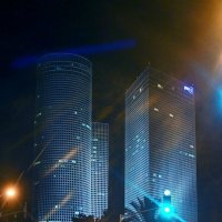 Ночью в Тель-Авиве :: Игорь Герман