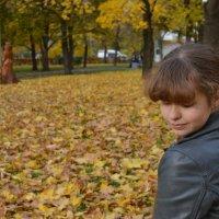 Осенний день. :: Lym Ikka
