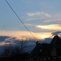 Небо :: Маргарита Васильева
