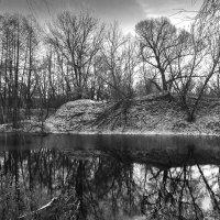 Первый снег :: Yuri Silin