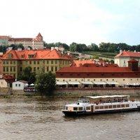 Вид с Карлого моста :: Валерия Родина