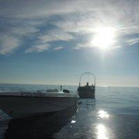 На море :: Надежда Ужанова
