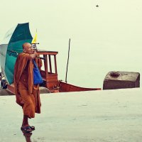 Таиланд и монахи... :: Александр Вивчарик