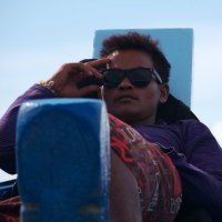 моряк спит - катер плывет :: Сумбат Давыдян