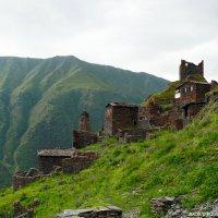 Тушетинская деревня - Квавло :: Malkhaz Gelashvili