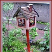 Домик для птиц :: vadim
