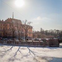 Михайловский замок :: Наталия Крыжановская
