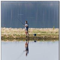 Рыбак :: Дмитрий Шкредов