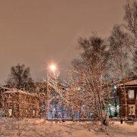 Вне режимного времени :: Сергей Банков