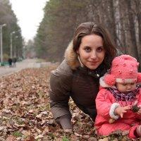 Осенний парк :: Egor Shashkin