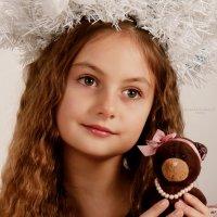 Детский портрет :: Оксана Романенко