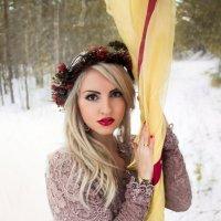 Мое вдохновение. :: Евгения Гребенюк