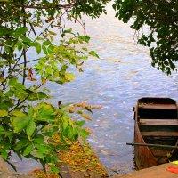 лодка :: Ольга Чазова