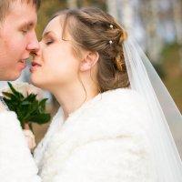 Свадьба Денис и Виктория октябрь 2013г :: Оксана ЛОбова