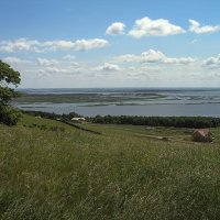 Устье реки Белой. :: Валерий Молоток