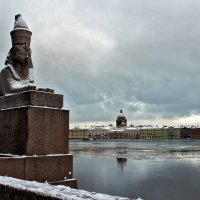 Сегодня в Петербурге лёд :: Anna Anisimova