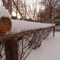 первый снег :: Наталия Шляхтова
