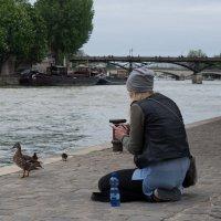 Париж - май :: Александр Беляков