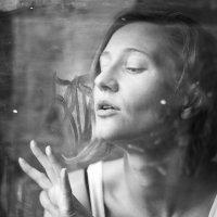 у окна :: Надежда Кудряшова