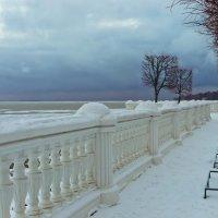 Замороженный Петергоф :: Ирэна Мазакина