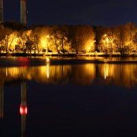 зеркальная вода :: Dmitri_Krzhechkovski Кржечковски