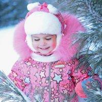 Веселые снежинки... :: Игорь Батыгин
