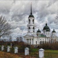 Непогода в Надкопанье :: Владимир Колесников