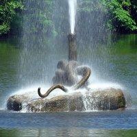 фонтан-змея :: юрий иванов