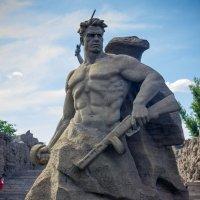 Мамаев Курган :: Jackson ErZ