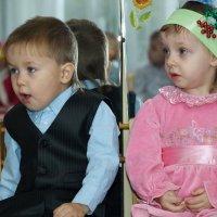 дети увидели яблоки :) :: Juliett Ka