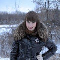 Зимушка - зима. :: Валерия Чумакова