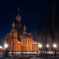 храм :: Александр Катаев