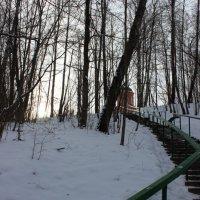 лестница от святого источника :: Мария Варакина