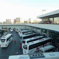 Автовокзал в Анкаре-столице Турции... :: Просто witamin