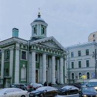 Кирха Святой Марии :: Александр Дроздов