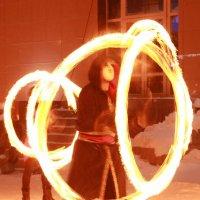 В круге огня :: Данил Кукош