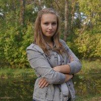 Ранняя осень :: Виктория Путилина