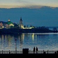 Вечер на заливе :: Владимир Макаров