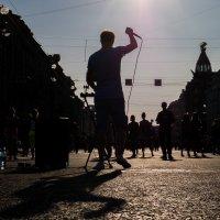 Уличный концерт :: Антон Смульский